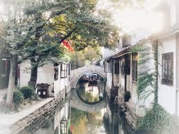 canap駸 ronds 江蘇 有一種生活叫周莊 業餘旅人