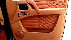 mercedes g wagon red interior mercedes g class spectrum car design