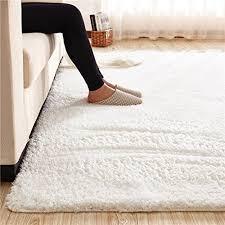super soft area rugs amazon com