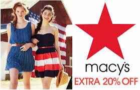 macy u0027s wow pass extra 20 off select sale u0026 clearance apparel ftm