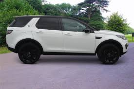 land rover discovery 2016 black used 2016 land rover discovery sport 2 0 td4 180 hse black 5dr