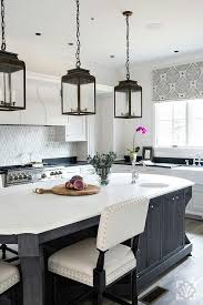 oval kitchen island black oval kitchen island with honed white marble countertops
