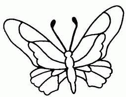 free printable butterfly coloring pages for kids and butterflies