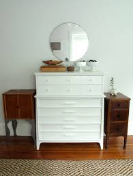 mirrored dresser bedroom traditional with antique mirror beige bed