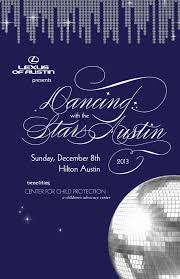 lexus bolton meet the team dancing with the stars austin 2013 program by center for child