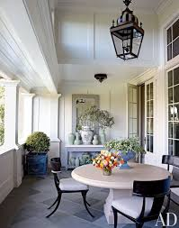 traditional outdoor space by suzanne rheinstein and associates and