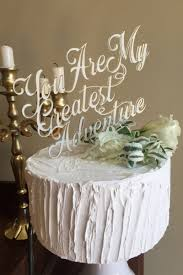 up cake topper personalized wedding cake toppers enchanted brides