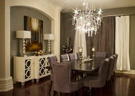 Modern Elegant Dining Room - Modern dining room