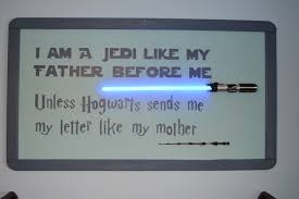 star wars nursery decor star wars and harry potter geek art check out photos of this