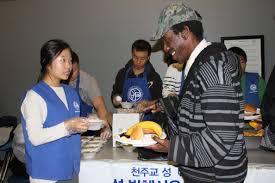 koreatown volunteer honored for 20 years of feeding homeless