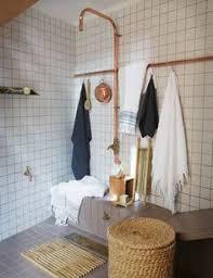Copper Pipe Shower Curtain Rod Piotr Bratosiewicz Brato On
