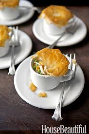 Pot Pie Variations by Mini Chicken Potpie Recipe Sandra Lee Recipe