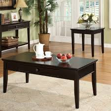 modern low profile coffee tables coffee and end table sets ashton nesting tables set of 3 latest