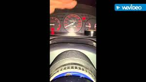 99 civic flickering lights easy fix youtube
