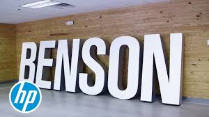 benson integrated solutions reinvents print operations in digital