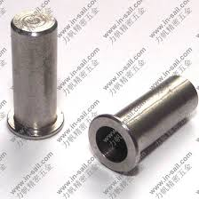 Stainless Steel Blind Rivets Stainless Steel Rivet Nuts 500pcs Pack M8 304 Stainless Steel Flat