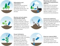 fast growing research on negative emissions iopscience