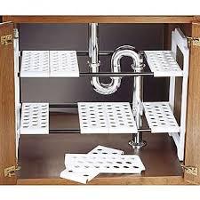 under kitchen sink storage ideas addis kitchen sense under sink storage unit white sinks storage