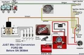 8n 12 volt starter wiring diagram wiring diagram rolexdaytona