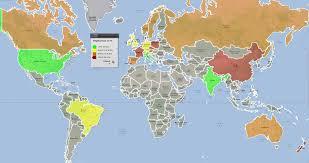 carte monde noir et blanc carte du monde plan des pays images vacances arts guides