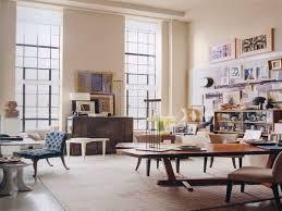 vintage rustic bedroom drawer desk beside glass partition gold
