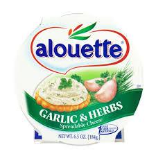 cheese spread garlic u0026 herbs