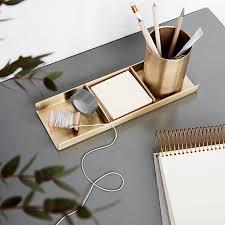 accesoires de bureau accessoires de bureau en laiton de monograph