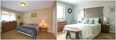 bedroom before and after neutral farmhouse master bedroom makeover before after