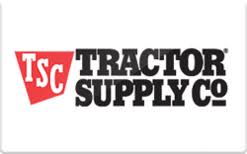 gift card company sell tractor supply company gift cards raise