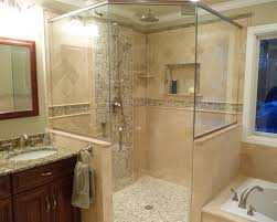 Bathroom Shower Ideas Bathroom Shower Like The Idea Of The Built - Bathroom and shower designs