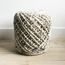 knit wool ottoman souk co nz