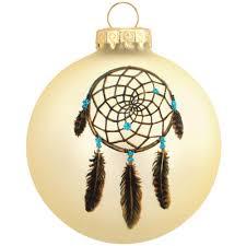 legend of the dreamcatcher glass ornament ethnic pride