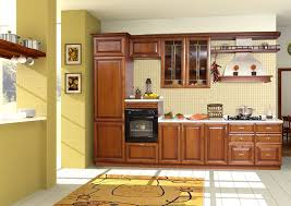 Kitchen Cabinet Blueprints Before And After Painted Kitchen Cabinets With Further Details
