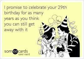29th birthday birthdays happy birthday and