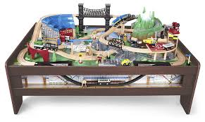 how to put imaginarium train table together toysrus com imaginarium metro line train table only 99 99 shipped
