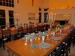 a festive and authentic scottish burn u0027s night dinner party in