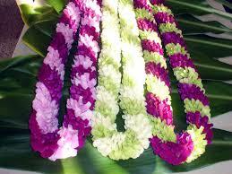 flower leis flower leis blue orchid kauai