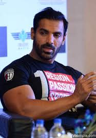 john abraham with nishikant kamat at rocky handsome press meet in