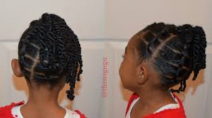 hairstyles using rubber bands kids natural hairstyles easy back to school hair style the