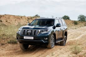 land cruiser prado car toyota land cruiser prado refreshed with new looks more luxury