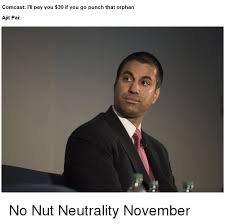 Comcast Meme - comcast i ll pay you 30 if you go punch that orphan ajit pai