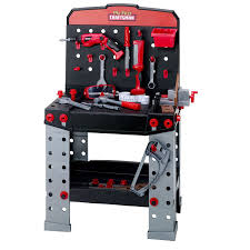 crafstman amazon com my first craftsman workbench with 2 power tools toys