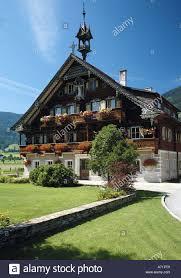 architecture farm houses austria salzburg farm near altenmarkt
