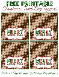 gift bag templates free printable christmas goodie bag tags u2013 perfect for those holiday class