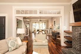 open floor plans trend for modern living wood plan kitchen room