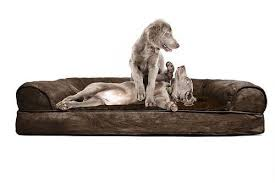 25 best rated dog beds for large dogs 2018 pet life today