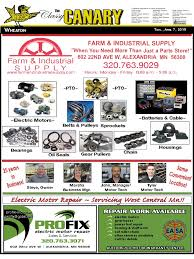 canary 13 2015 tire tractor