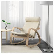 Leather Poang Chair Rocking Chair For Nursery Ikea