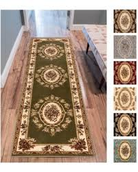 2 X 12 Runner Rug Find The Best Deals On Well Woven Agra Traditional Country