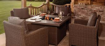 Firepit Dining Table by Palma Fire Pit Table Kettler Official Site